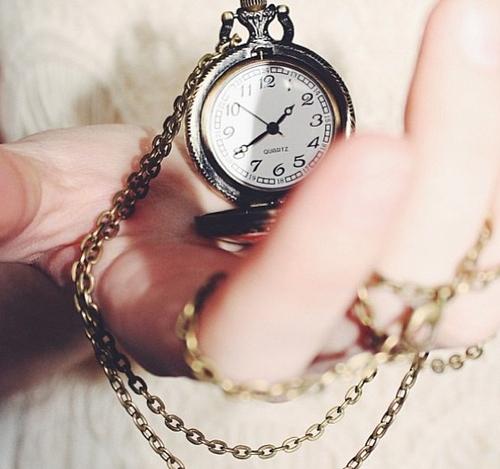 clocknecklace